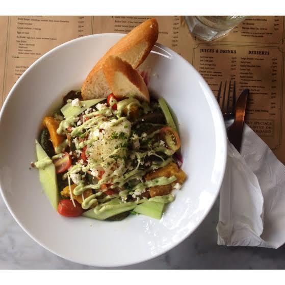 L'Uisine Salad